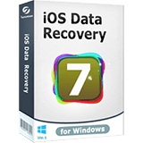 Tenorshare iPhone Data Recovery Boxshot